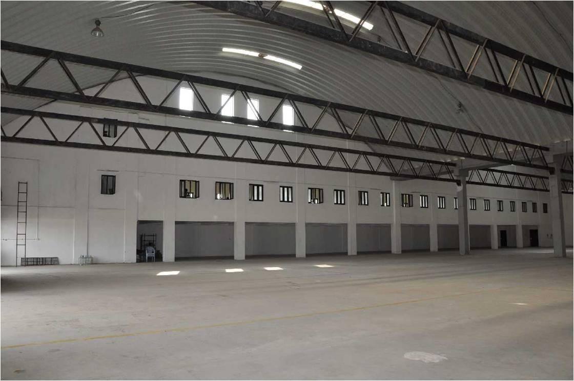 Warehouse Floor (East)