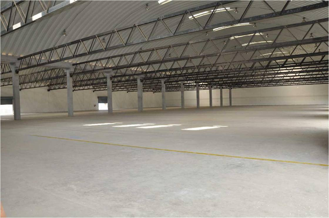 Warehouse Floor (North Side)